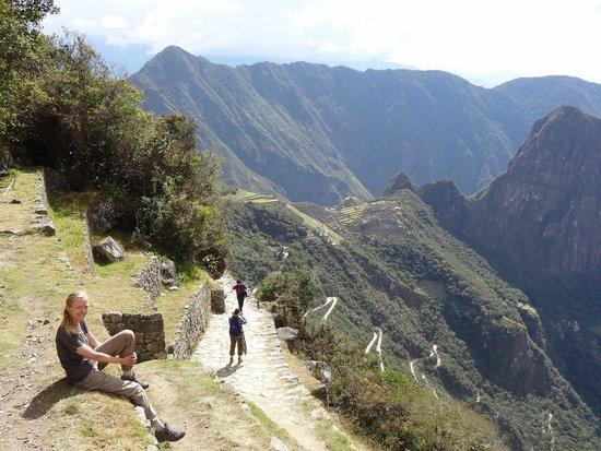 Machu Picchu Terra : Puerta del Sol Machu Picchu