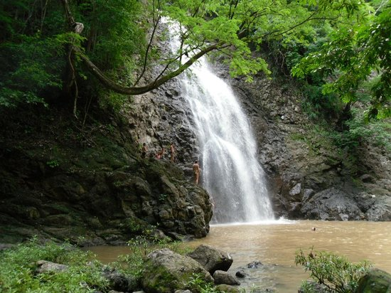 Montezuma Falls : The Waterfall.
