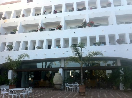 Hotel Jardin Tropical : hotel