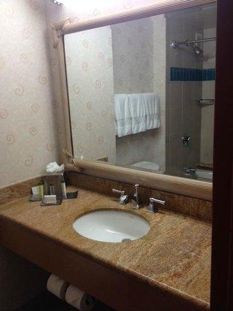 Doubletree by Hilton Anaheim - Orange County: Bathroom Sink
