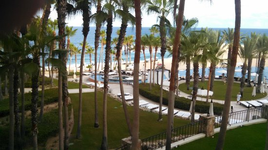 Hilton Los Cabos Beach & Golf Resort : view from 3rd floor
