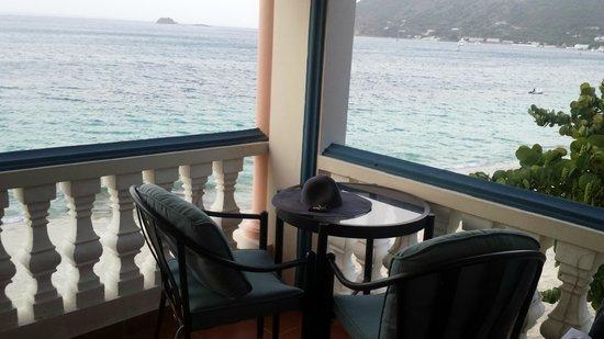 Le Petit Hotel: Balcony