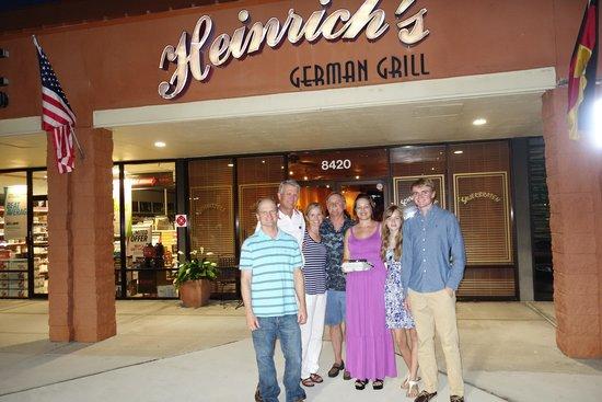 Heinrich's German Grill: xx