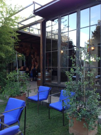 Casa La Galeana Hotel & Cavas: restaurante