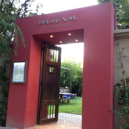 Casa La Galeana Hotel & Cavas: Entrada al restaurante