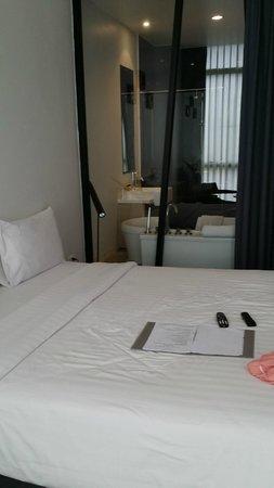 Vismaya Suvarnabhumi Resort: chambre