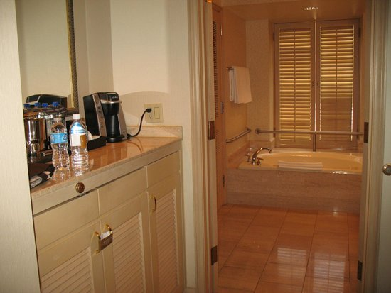The Phoenician, Scottsdale: Chambre fonctionelle