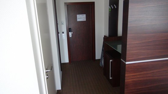 Hotel Am Augustinerplatz: Suite 312 Flur