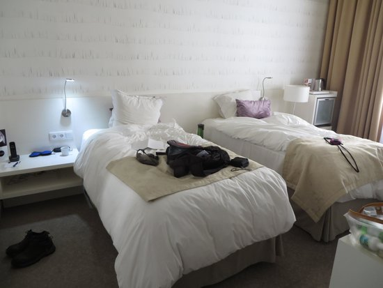 Hotel Nemzeti Budapest - MGallery by Sofitel : our room
