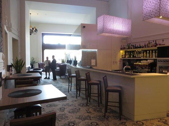 Hotel Nemzeti Budapest - MGallery by Sofitel: hotel bar