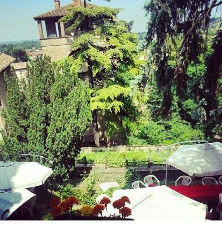 La vista fuori dal ristorante bild von stradivarius for Ristorante la vista
