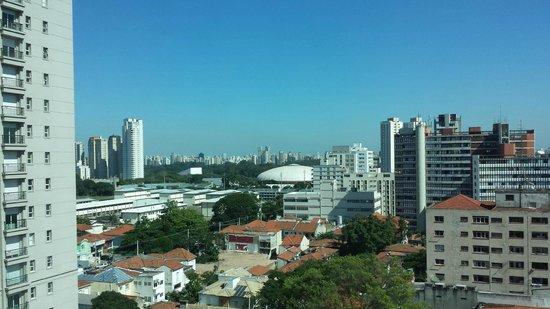 Pestana Sao Paulo : Vista do quarto: Parque do Ibirapuera ao fundo