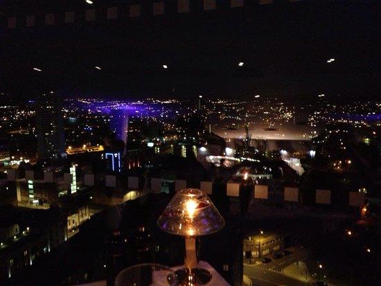 Hotel Indigo Birmingham: View