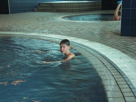 Tamani Hotel Marina : Крытый бассейн с подогревом
