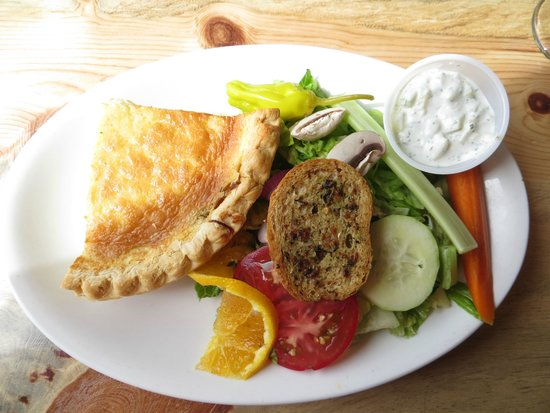 Sweet Melissa Cafe: köstliche Quiche