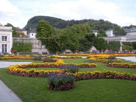 Palais et jardins de Mirabell : Mirabell Gardens