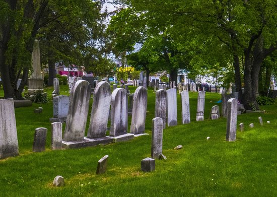 ‪East Norwalk Historical Cemetery‬