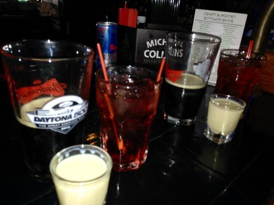 The St. Augustine Pub Crawl : car bombs may have gotten involved...