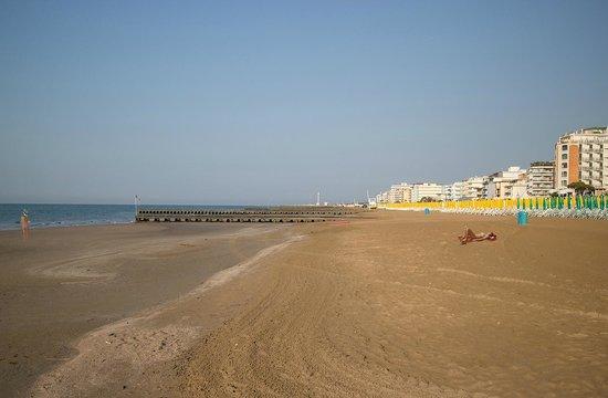 Spiaggia di Jesolo: Spiaggia di Jesolo