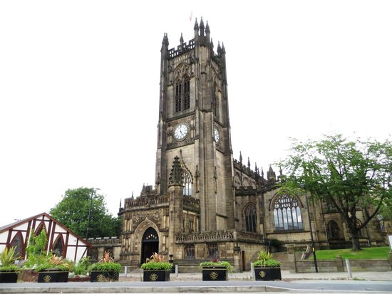 Manchester Cathedral Tower