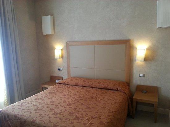 Hotel Perseo: habitación