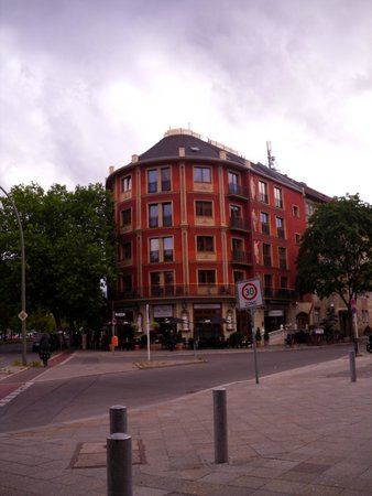 SensCity Hotel Albergo: war mal eine Kathedralke