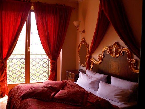 SensCity Hotel Albergo: war überrascht
