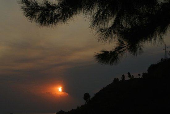 LaBella Lodge: Sunset