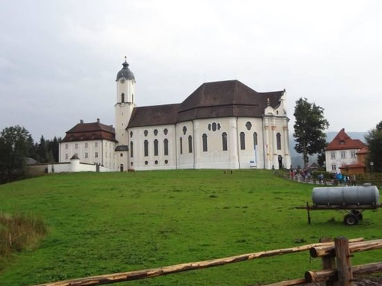 Wieskirche: Wies Church