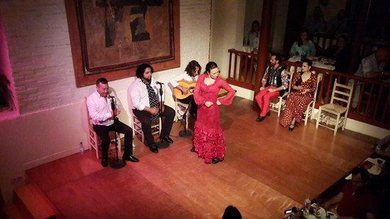 El Tablao de Carmen : Une artiste