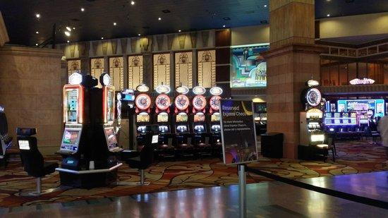 New York - New York Hotel and Casino : Part of the Casino
