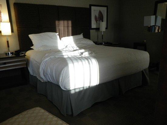 New York - New York Hotel and Casino : Bedroom