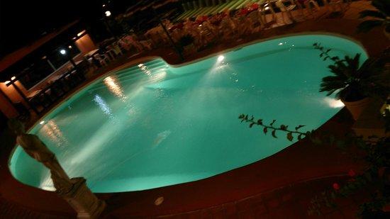 Orizzonte Blu di Tropea Hotel: Piscina dell'hotel