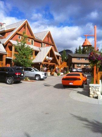 Hidden Ridge Resort: Lobby view