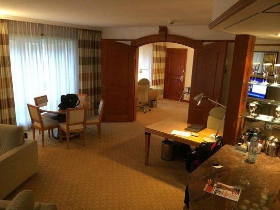 Hilton München City: Suite 2020