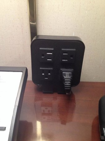 Americas Best Value Inn - Fredericksburg North: Every hotel should have these on their nightstands!