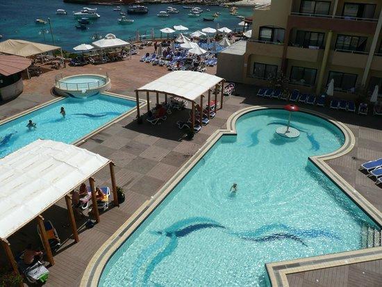 LABRANDA Riviera Premium Resort & Spa : Вид на бассейн