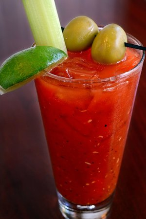 Rox Cafe: Our Signature Bloody Mary