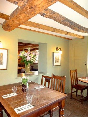 The Ebrington Arms Restaurant: A dining room at the Ebrington Arms