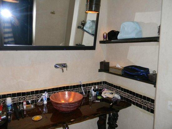 Bellamane, Ryad & Spa: Salle de bain