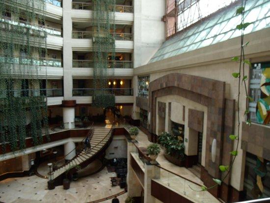 Grand Tikal Futura Hotel : Lobby