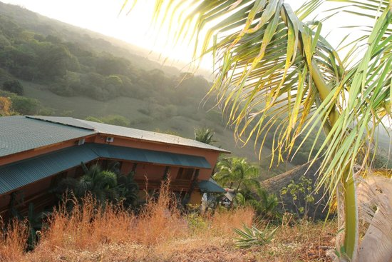 Costa Rica Yoga Spa: View overlooking yoga spa