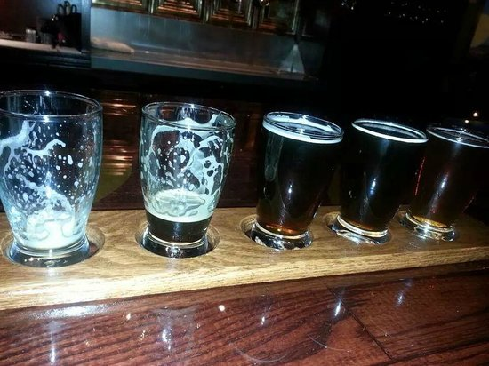 Buffalo, Миннесота: Flight of Beer