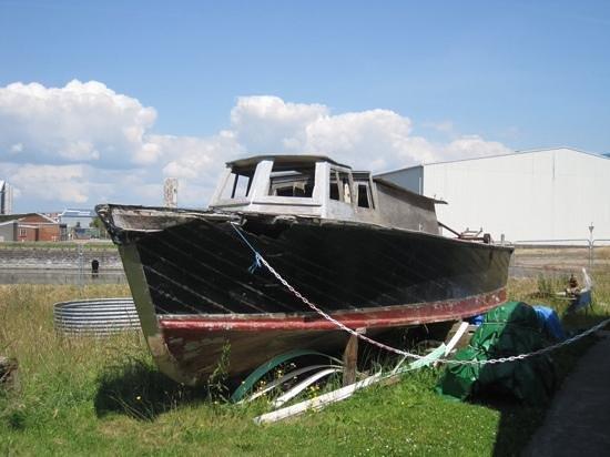 Pembroke Dock Heritage Centre: RAF Seaplane Tender