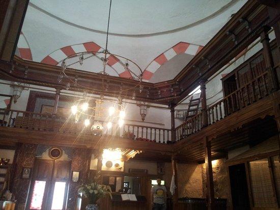 Suleymaniye Hamam: Le hall d'accueil...