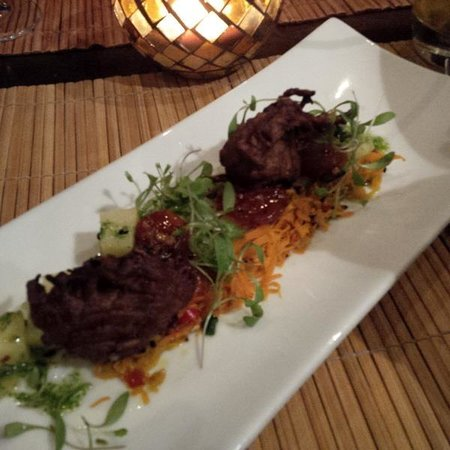 Maiyango Restaurant: Vegan Tasting Menu