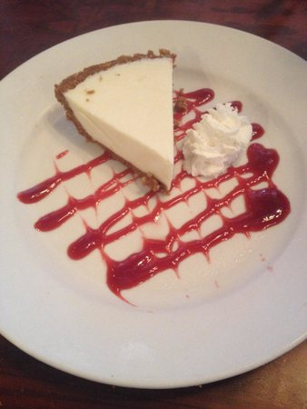 LongHorn Steakhouse: Key lime pie, my favorite!