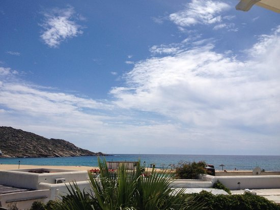 Aegeon Hotel: Milopotas