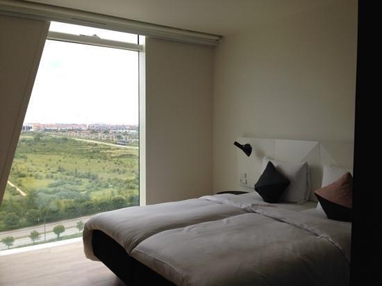 AC Hotel by Marriott Bella Sky Copenhagen : bedroom