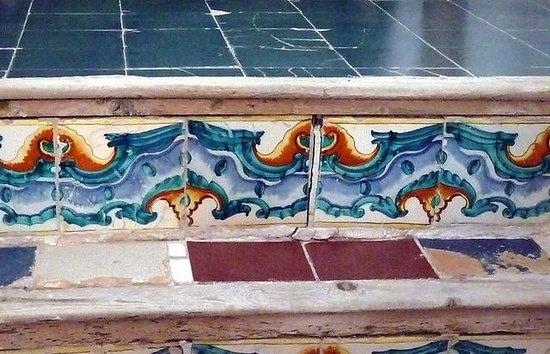 Innsa Hostel: Azulejos Siglo XVII